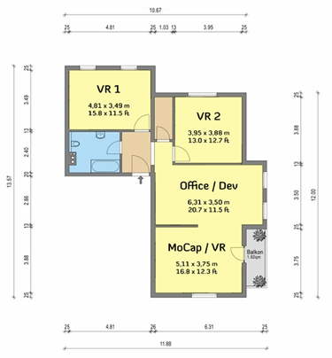narayana games office floor plan